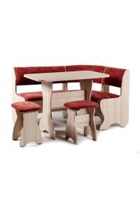 Набор мебели для кухни Тюльпан, , 10,500 руб., Тюльпан, , Обеденные группы
