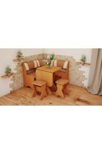 Набор мебели для кухни Тюльпан мини, , 9,900 руб., Тюльпан Мини, , Обеденные группы