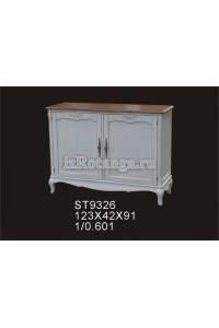"""Буфет с дверками """"Леонтина"""", , 34,918 руб., Леонтина, Mobilier de maison, Мебель для столовой """"Прованс"""""""