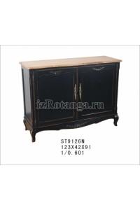 """Буфет с дверками ST9126N, , 44,492 руб., ST9126N, Mobilier de maison, Мебель для столовой """"Прованс"""""""