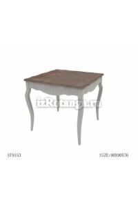 """Стол обеденный квадратный ST9353, , 38,521 руб., ST9353, Mobilier de maison, Мебель для столовой """"Прованс"""""""