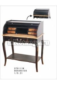 """Бюро ST9111N, , 47,585 руб., ST9111N, Mobilier de maison, Мебель для гостиной и кабинета """"Прованс"""""""