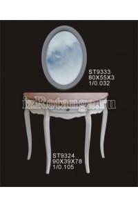 """Зеркало овальное """"Леонтина"""", , 8,220 руб., Леонтина, Mobilier de maison, Мебель для гостиной и кабинета """"Прованс"""""""