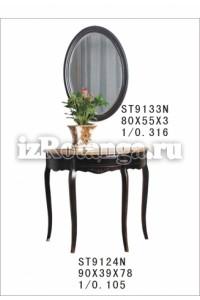 """Зеркало овальное ST9133N, , 11,896 руб., ST9133N, Mobilier de maison, Мебель для гостиной и кабинета """"Прованс"""""""