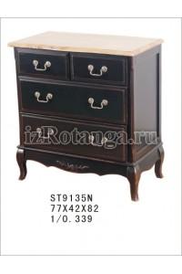 """Комод малый ST9135N, , 42,351 руб., ST9135N, Mobilier de maison, Мебель для спальни """"Прованс"""""""