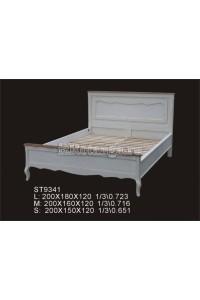 """Кровать 2000 х 1200 ST9341SR, , 79,739 руб., ST9341SR, Mobilier de maison, Мебель для спальни """"Прованс"""""""
