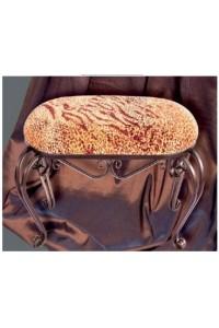 Банкетка Узорная, , 0 руб., Банкетка Узорная, Протект ковка, Кованная мебель