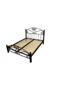 Кровать Лагиза, , 0 руб., Кровать Лагиза, Протект ковка, Кованная мебель